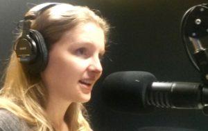 Myriam Kessiby radio